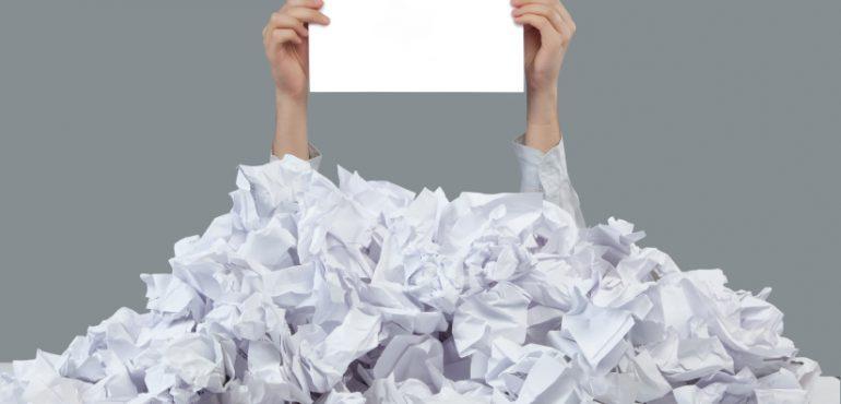 Poor Document Control